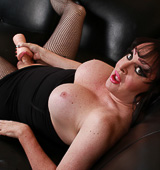 Make love belladonna pocket vagina Wendy Williams. Lascivious Wendy screws a pocket cunt